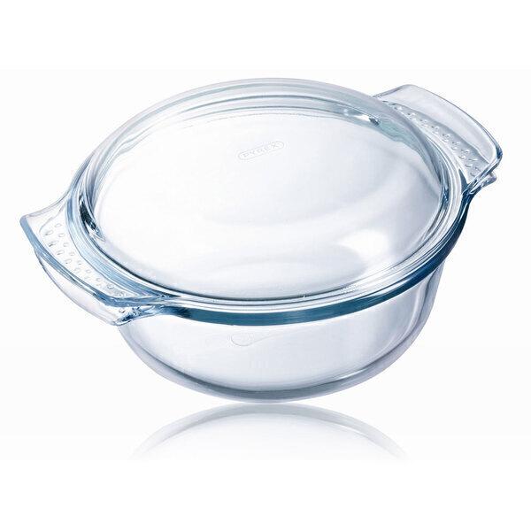 Pyrex - Cocotte ronde 2.5 l pyrex - classic