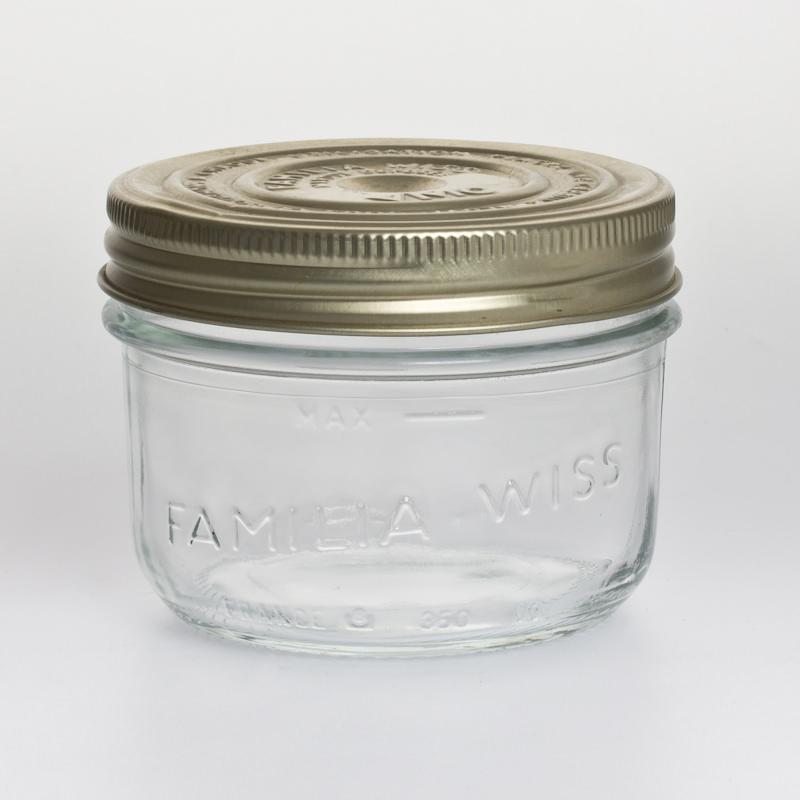 Le Parfait - Pack de 6 terrines Familia wiss 350 ml