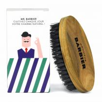 Monsieur Barbier - Brosse Barbe & Cheveux