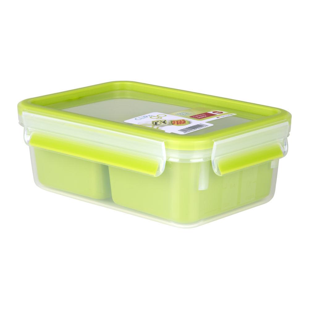 Emsa - Boite snack Clip&Go 0.55 L