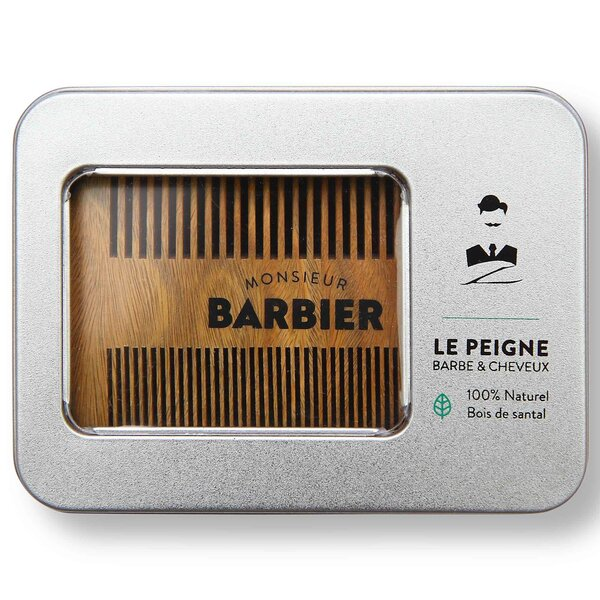 Monsieur Barbier - Peigne Double Face