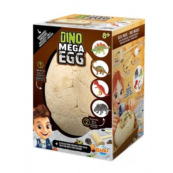Buki - Mega Dino Egg