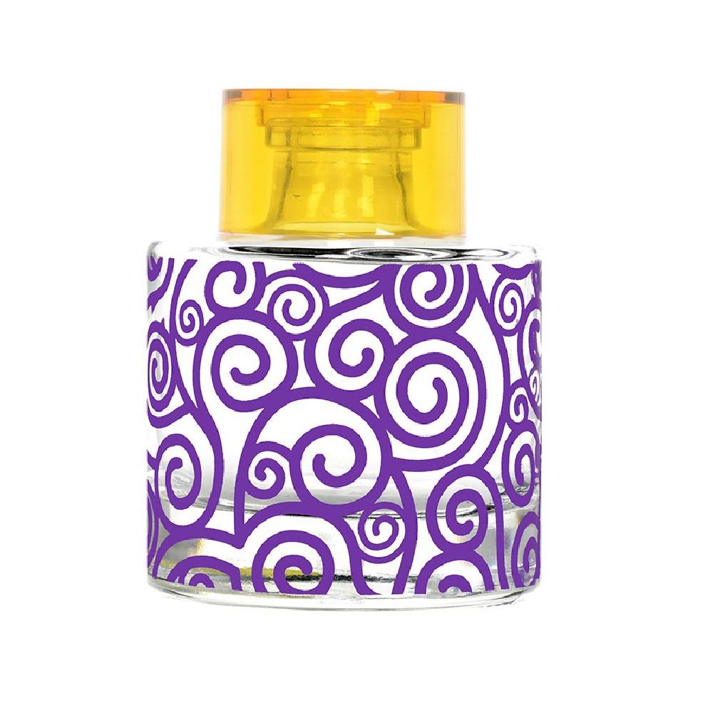 Goa - Diffuseur de parfum vide Arabesque violet 200 ml