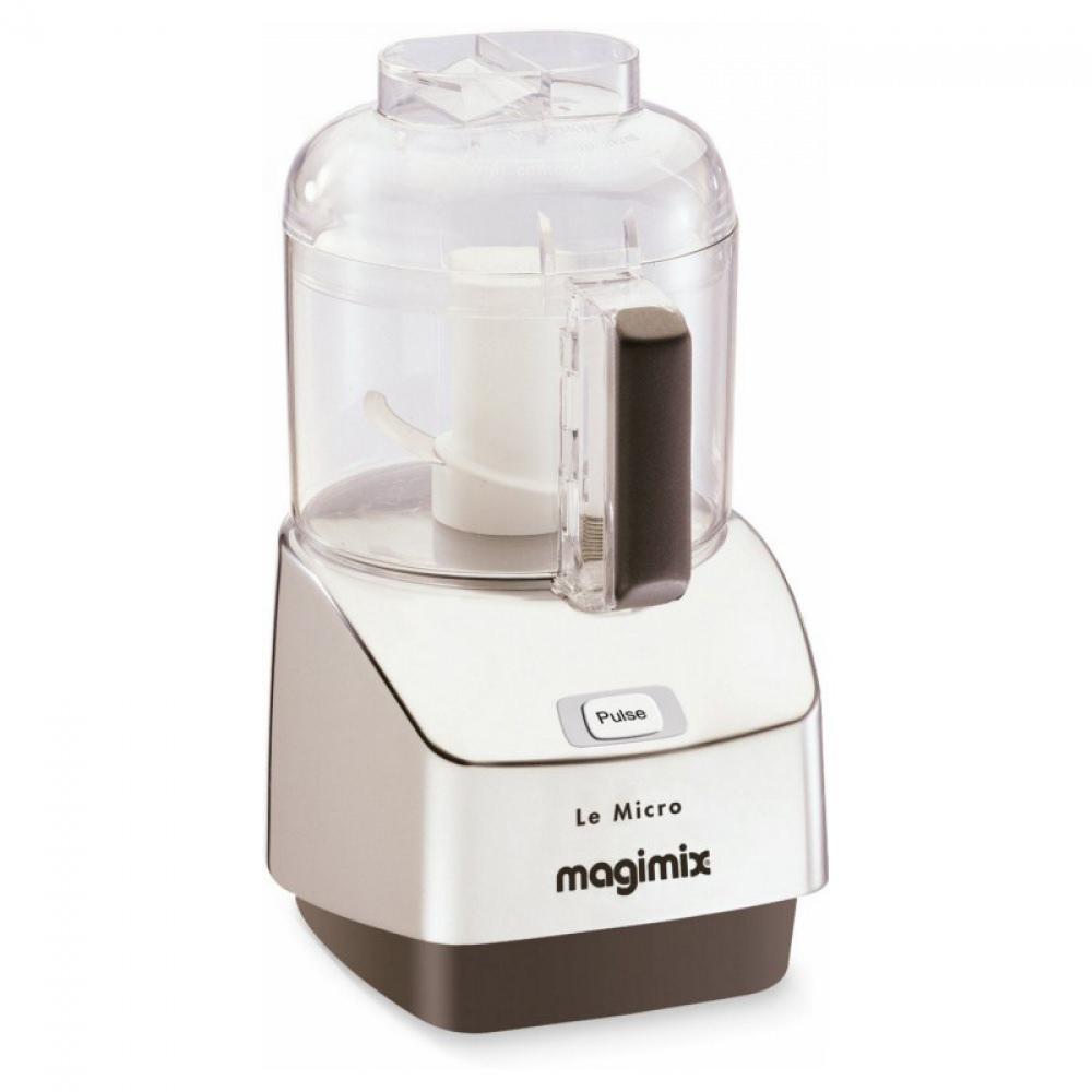 Magimix - Mini hachoir micro chrome mat