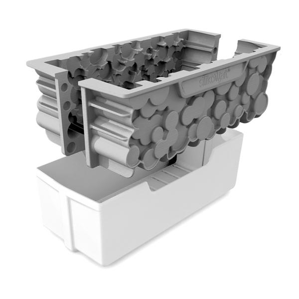 Silikomart - Kit buche Forêt 24x10 cm