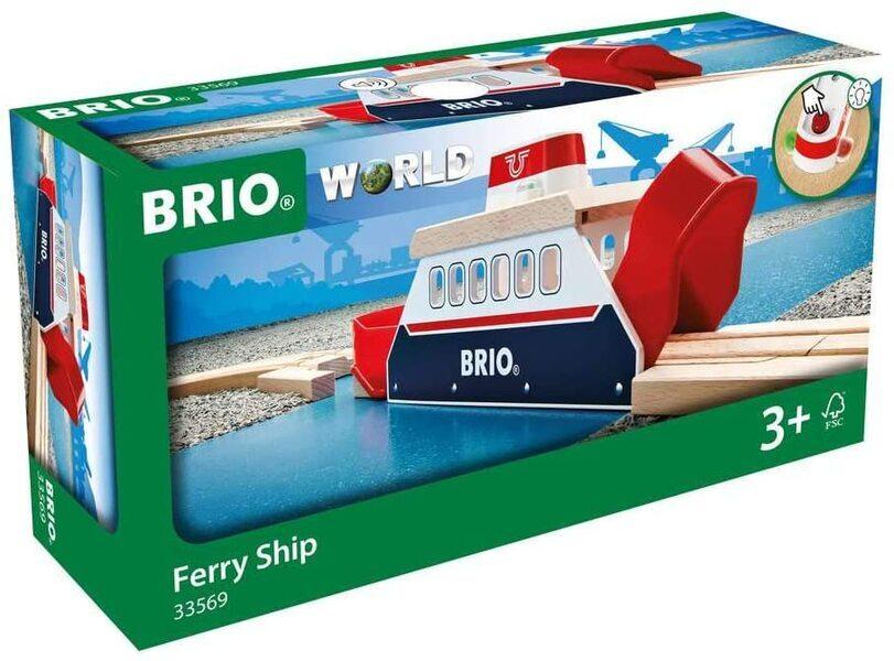 Brio - Navire de transfert son et lumières