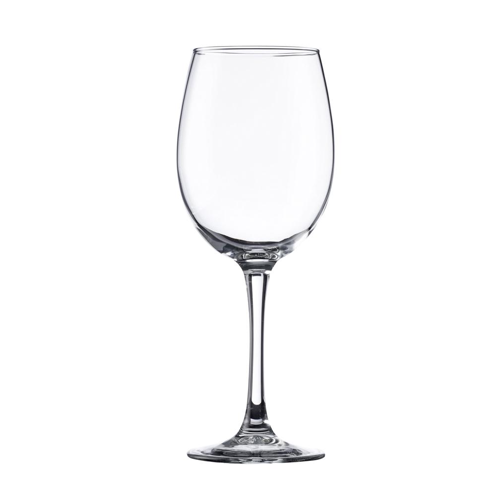 Vicrila - Boite de 6 verres à pied trempés Syrah 47 cl