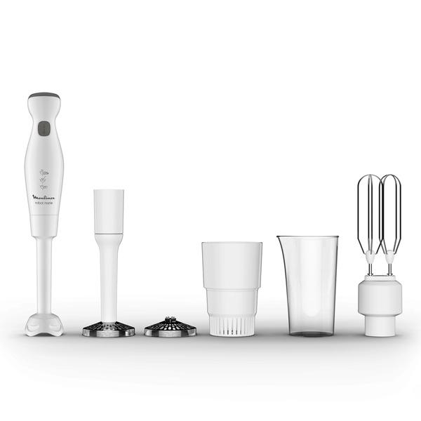 Moulinex - Mixeur + 4 accessoire Robot Marie