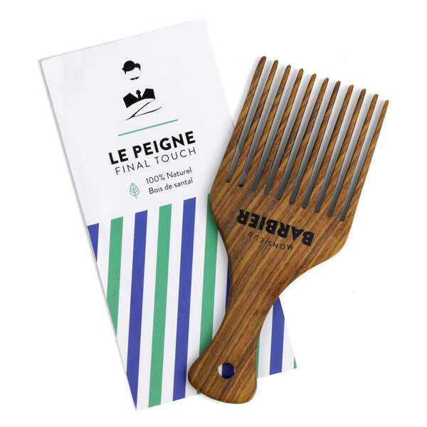 Monsieur Barbier - Peigne Styling Barbe & Cheveux