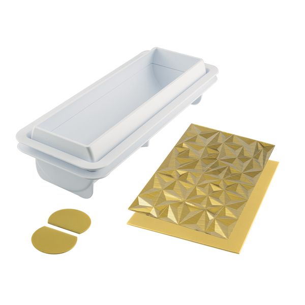 Silikomart - Kit buche Diamant 25 cm