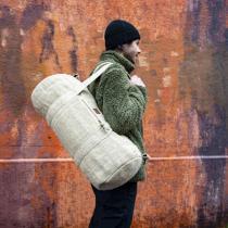 Himalayan Made - Sac polochon en chanvre - Ujwalo écru