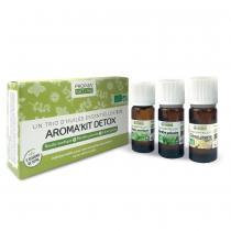 Propos'Nature - Aroma'kit Detox - 3 huiles essentie