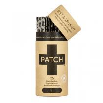 Patch - Pansements en bambou et charbon actif x25