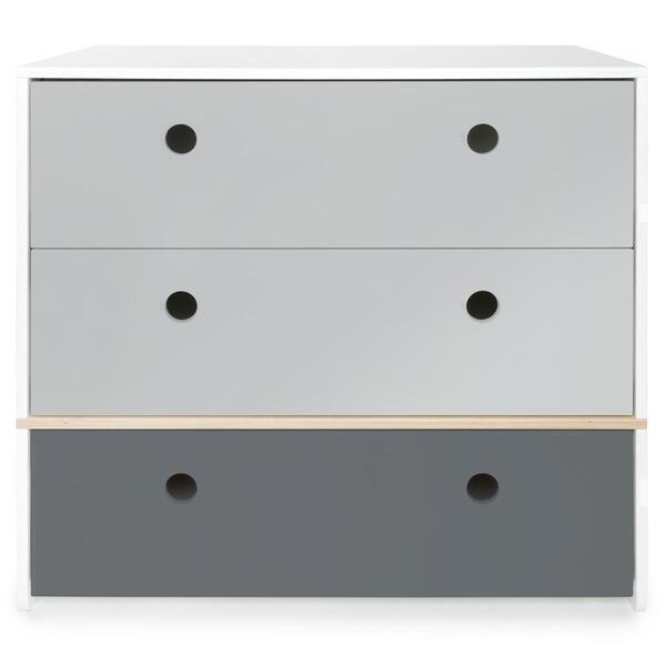 Wookids - Commode COLORFLEX p grey-s grey
