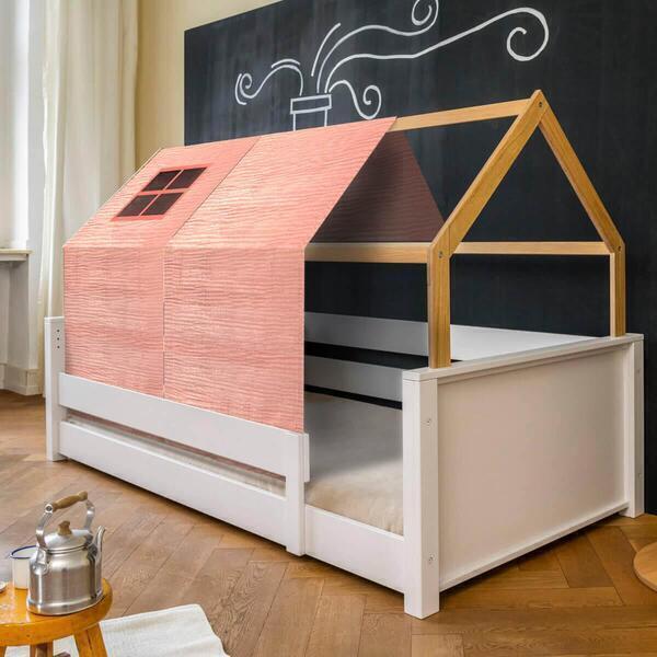 Wookids - Lit montessori cabane KASVA Bobble
