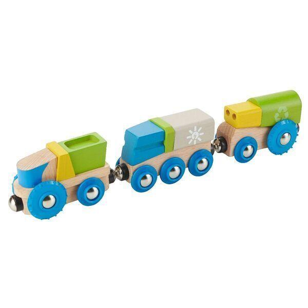 EverEarth - EverEarth - Train de recyclage (EE33656)