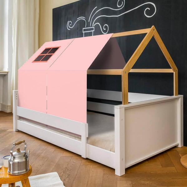 Wookids - Lit montessori cabane KASVA Viena