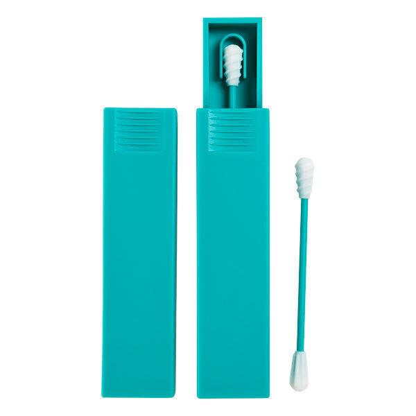 Act'ECO - Coton-tige réutilisable Turquoise