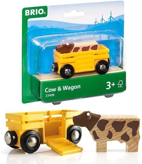 Brio - Wagon transport de bétail