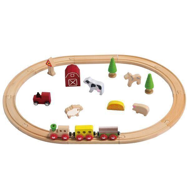 EverEarth - EverEarth - Set de train Campagne (EE33590)