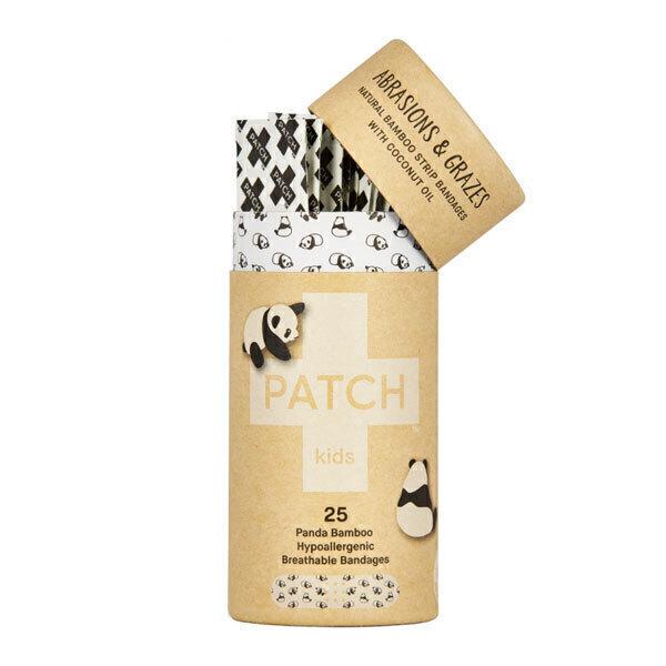 Patch - Pansements en bambou et huile de coco x25