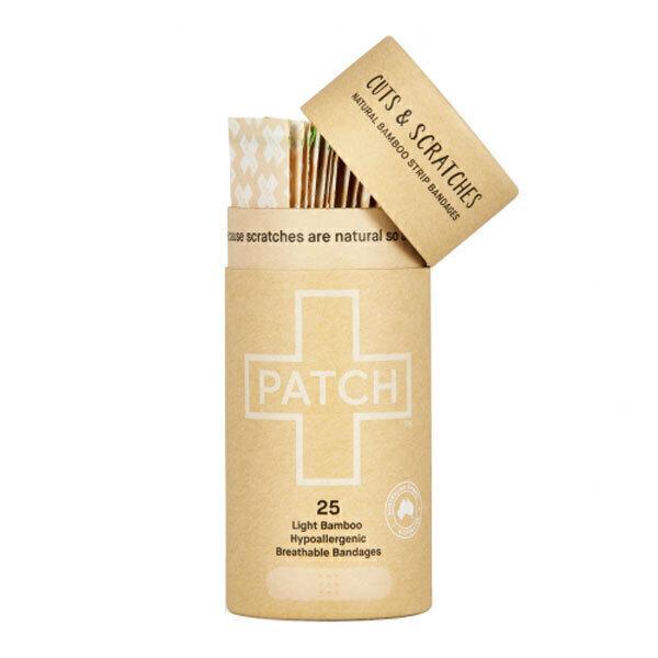 Patch - Pansements en bambou x25