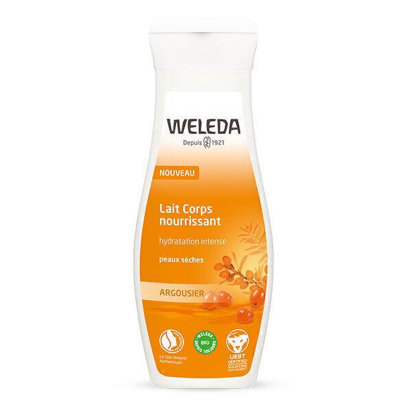 Weleda - Lait corps Argousier Nourrissant 200ml