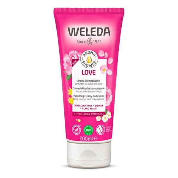 Weleda - Crème de douche harmonisante Aroma Love 200ml