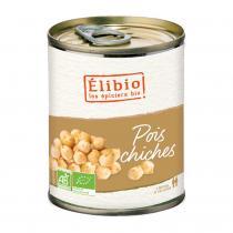 Elibio - Pois chiches 400g bio