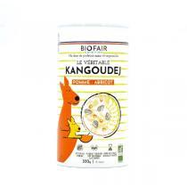 BIOFAIR NUTRITION - Le véritable Kangoudej bio Pomme Abricot  - 350g