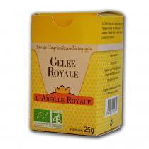 Abeille Royale - Gelée royale 25g bio