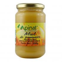 Apinat - Miel de pommier 500g bio