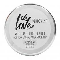 We Love The Planet - Déodorant crème so sensitive 48g bio