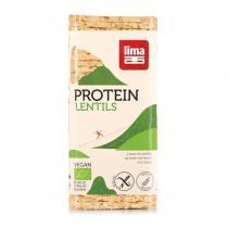 Lima - Galettes de lentilles 100g bio