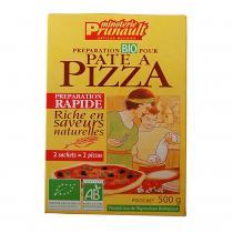 Minoterie Prunault - Préparation pour pâte à pizza 500g bio