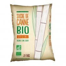 Loiret & Haëntjens - Sucre de canne blond en poudre 1kg bio