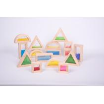 TICKIT - Set de 16 blocs sensoriels