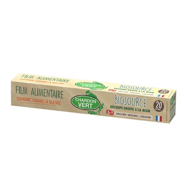 Chardon Vert - Film alimentaire biosourcé