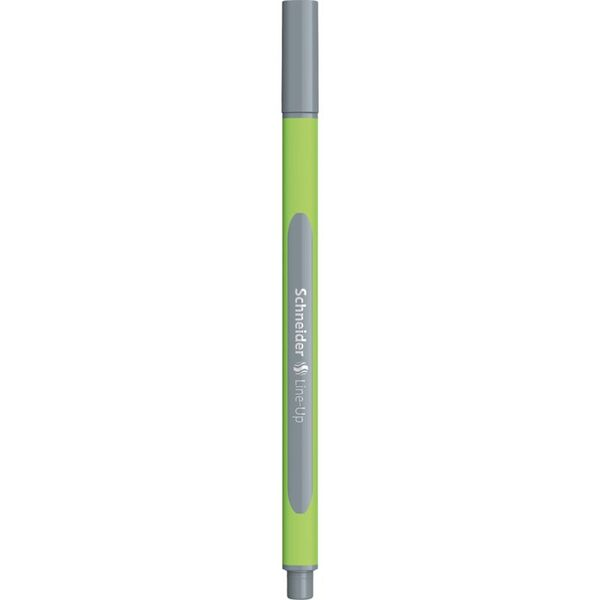 Schneider - Feutre Fineliner Line-Up 04 silver Gris x 10