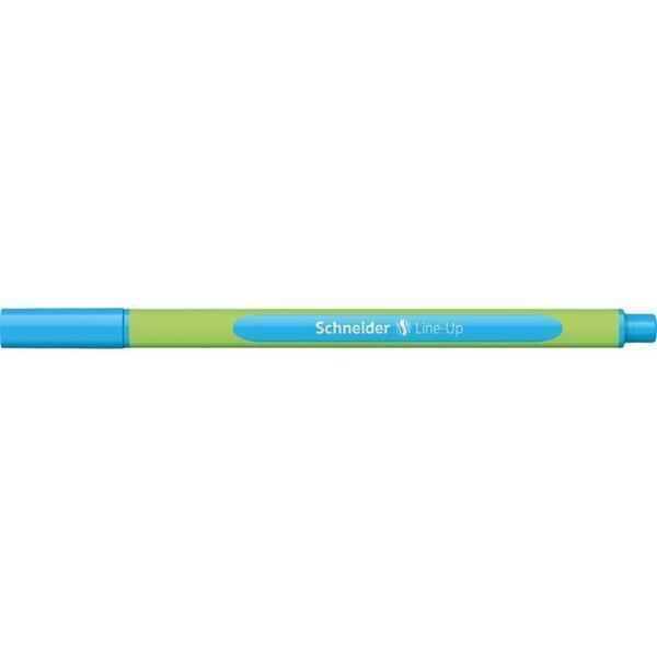 Schneider - Feutre Fineliner Line-Up 04 mineral Bleu x 10