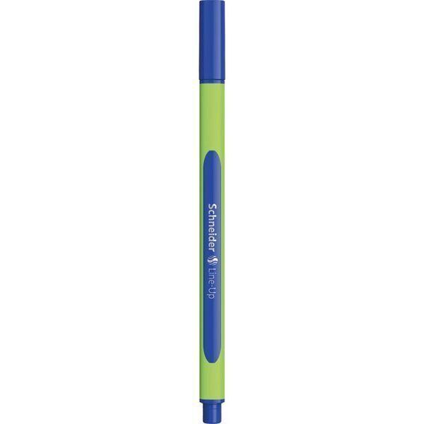Schneider - Feutre Fineliner Line-Up 04 lapis Bleu x 10