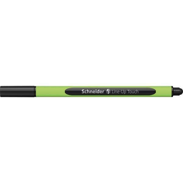 Schneider - Feutre Fineliner Line-Up 04 Touch sapphire Noir