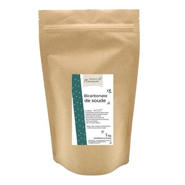 Maison Pinson - Bicarbonate de soude 1kg