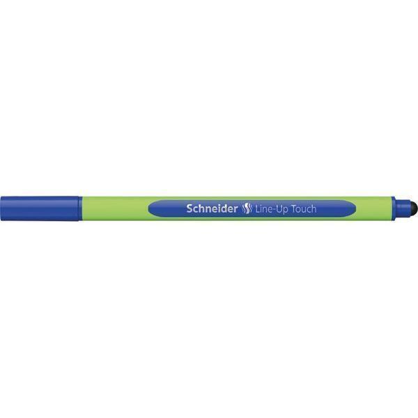 Schneider - Feutre Fineliner Line-Up 04 Touch lapis Bleu