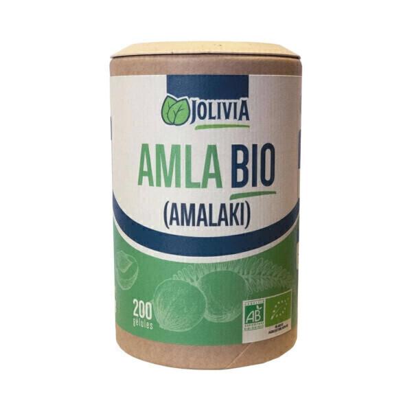 Jolivia - Amla Bio - 200 gélules végétales de 250 mg