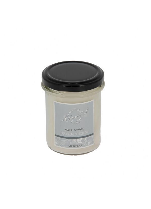 Créations Léonie's France - Bougie parfumée douceur de coton