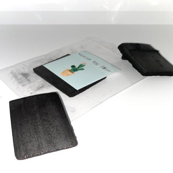 Healthy mini box - Bloc de charbon de bambou bio  filtre actif