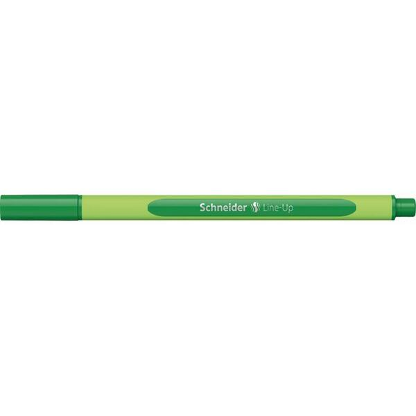 Schneider - Feutre Fineliner Line-Up 04 Vert x 10