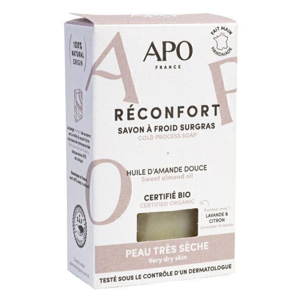 APO - Savon à froid surgras Réconfort 100g