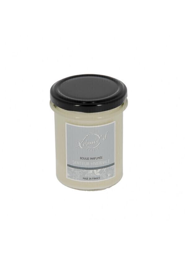 Créations Léonie's France - Bougie parfumée senteurs hivernale